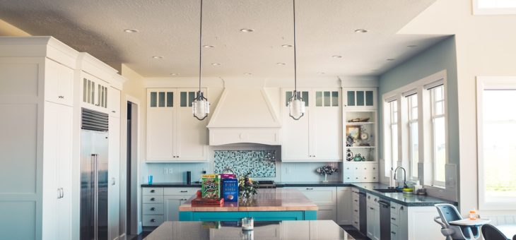 Správná kuchyně v osmi bodech