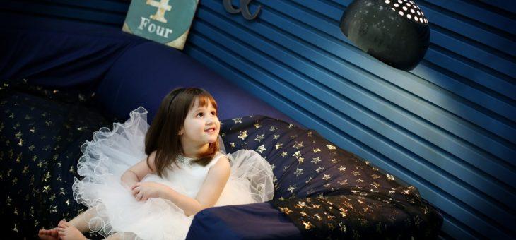 Na výběru osvětlení pro děti si dejte záležet