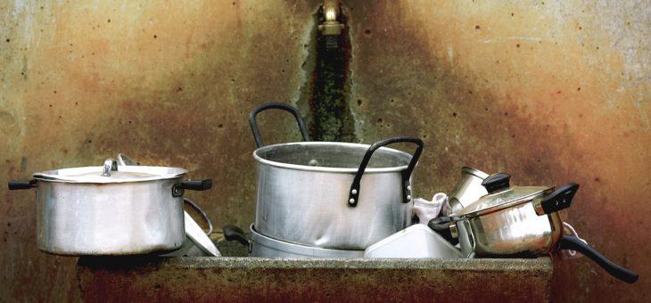 Myčka vám ušetří nejen práci, ale také vodu
