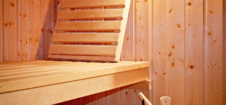 Dokonalá domácí sauna pro všechny