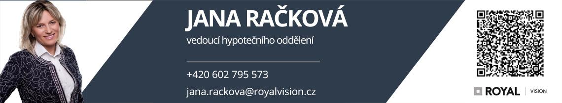 Jana Racková banner