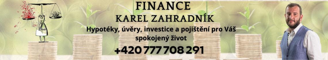 Karel Zahradník banner